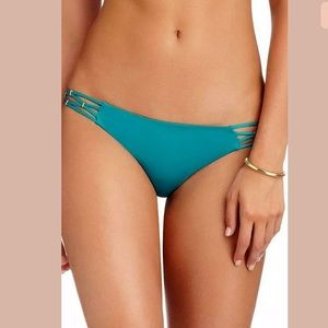 🆕 Vitamin A Amber Hipster Bikini Bottom Medium